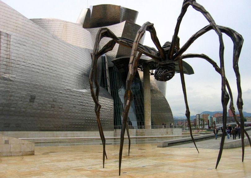 Araña del Guggenheim