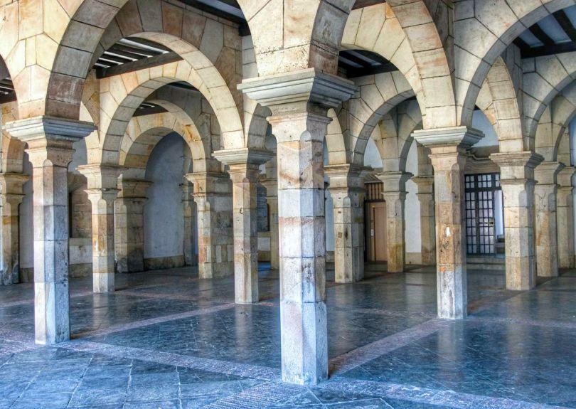 Arcos del Ayuntamiento