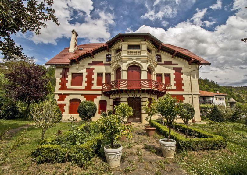 Casa de indiano en Karrantza