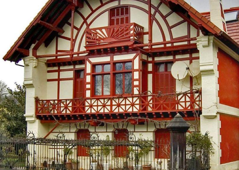 Casa de indianos en Karrantza