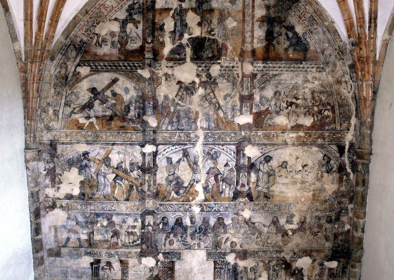 Fresco renacentista
