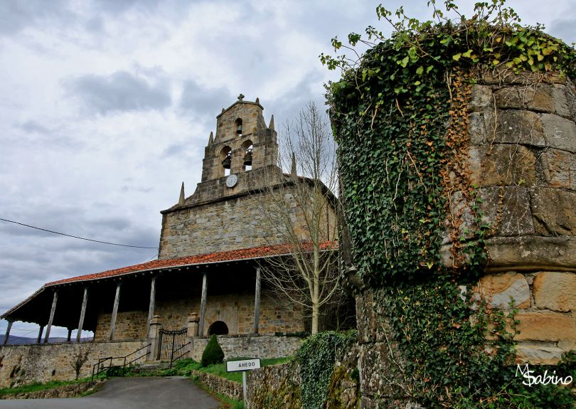 Iglesia de Ahedo