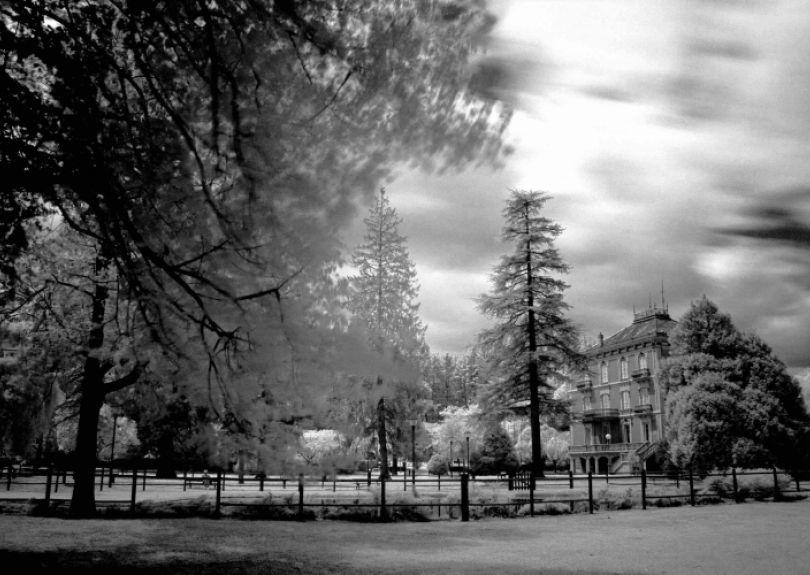 Panorámica del parque
