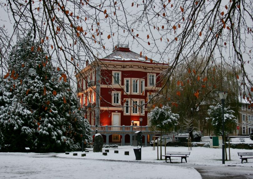 Villa Urrutia nevada